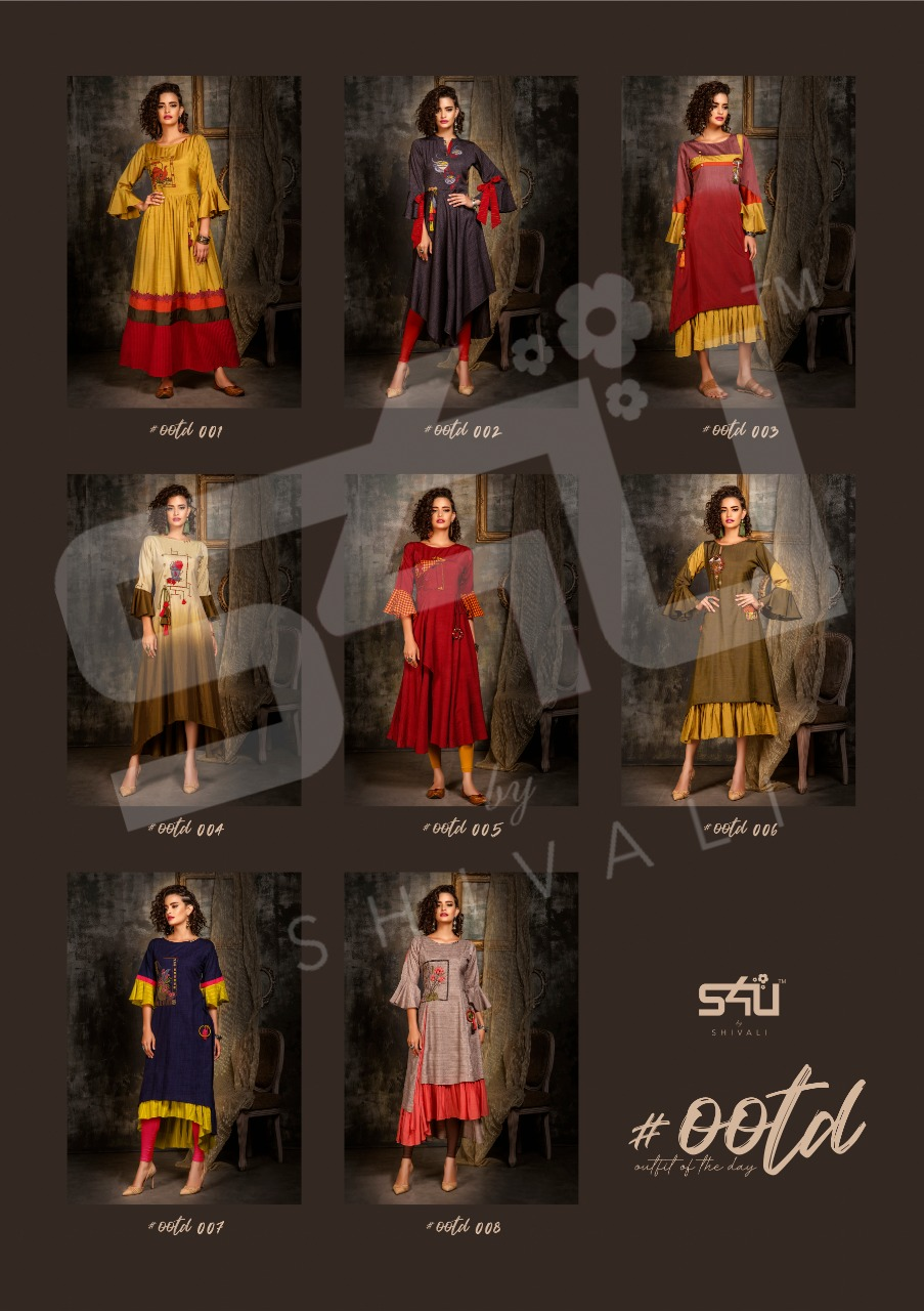 S4u Outfit Of the Day collection 4