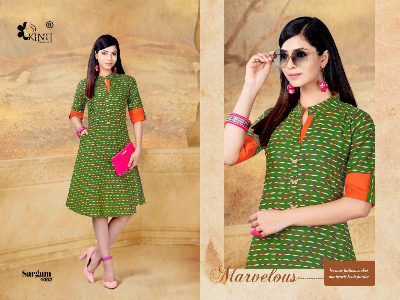 Sargam By Kinti collection 2