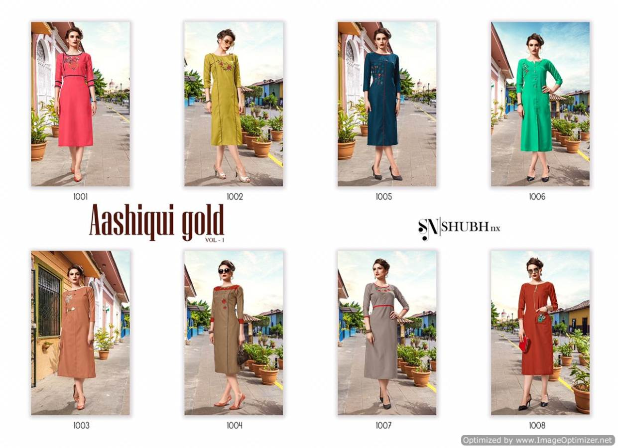 Shubh Nx Aashiqui Gold 1 collection 4