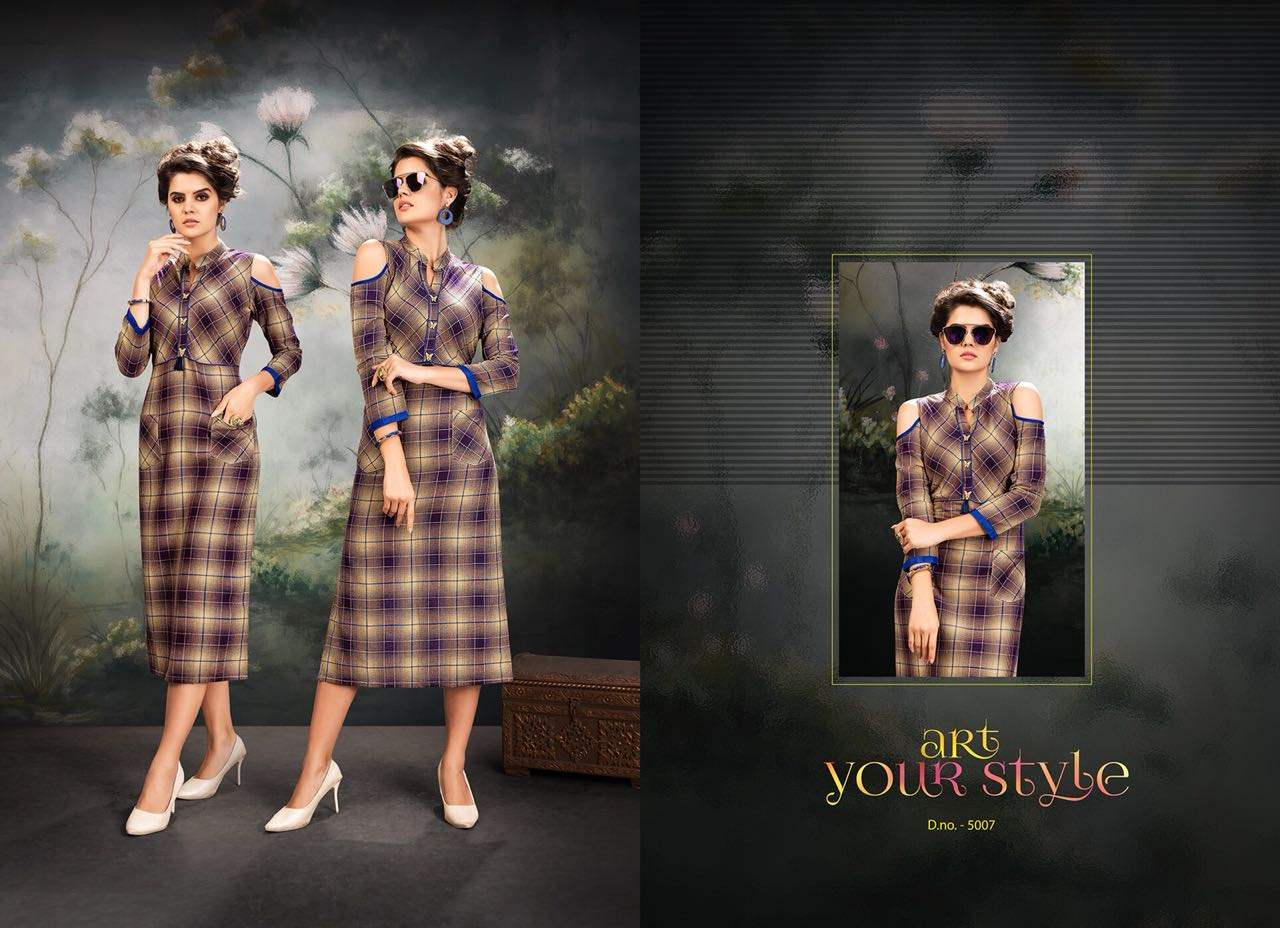 Shubh Nx Afreen Vol 1 collection 6