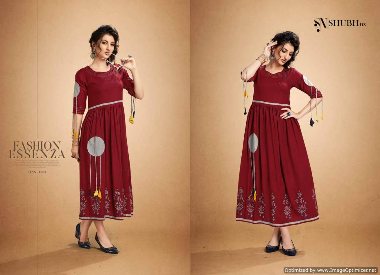 Shubh Rooby collection 6