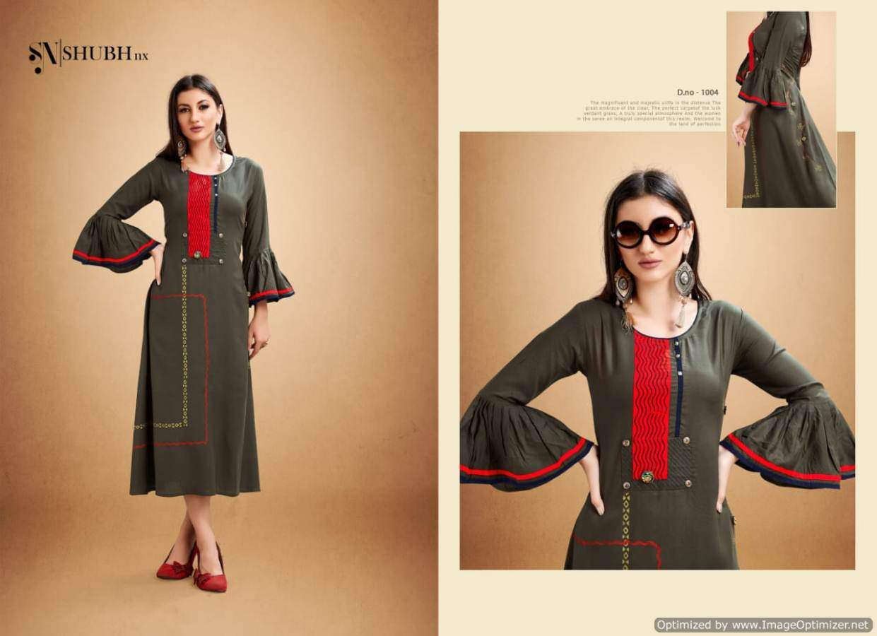 Shubh Rooby collection 3
