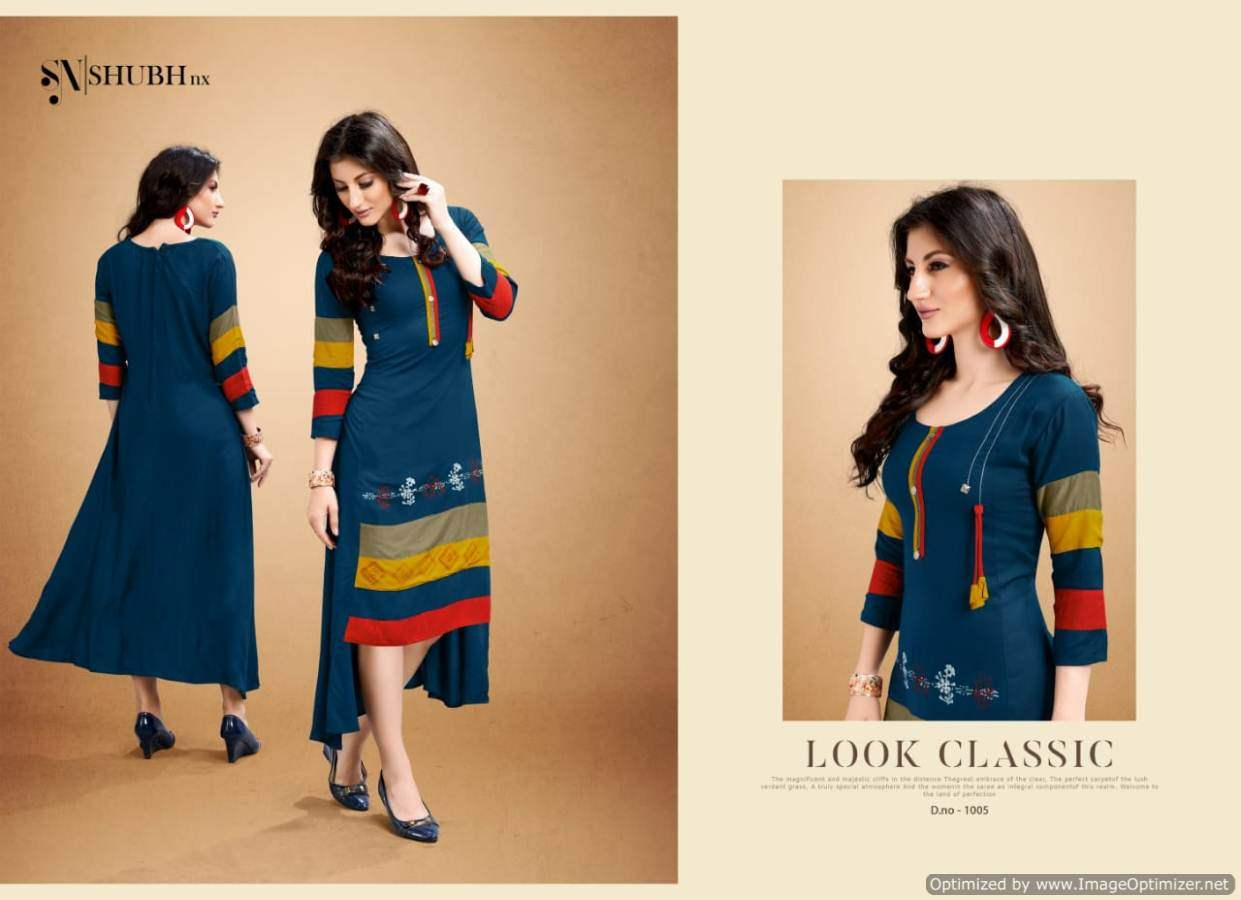 Shubh Rooby collection 2