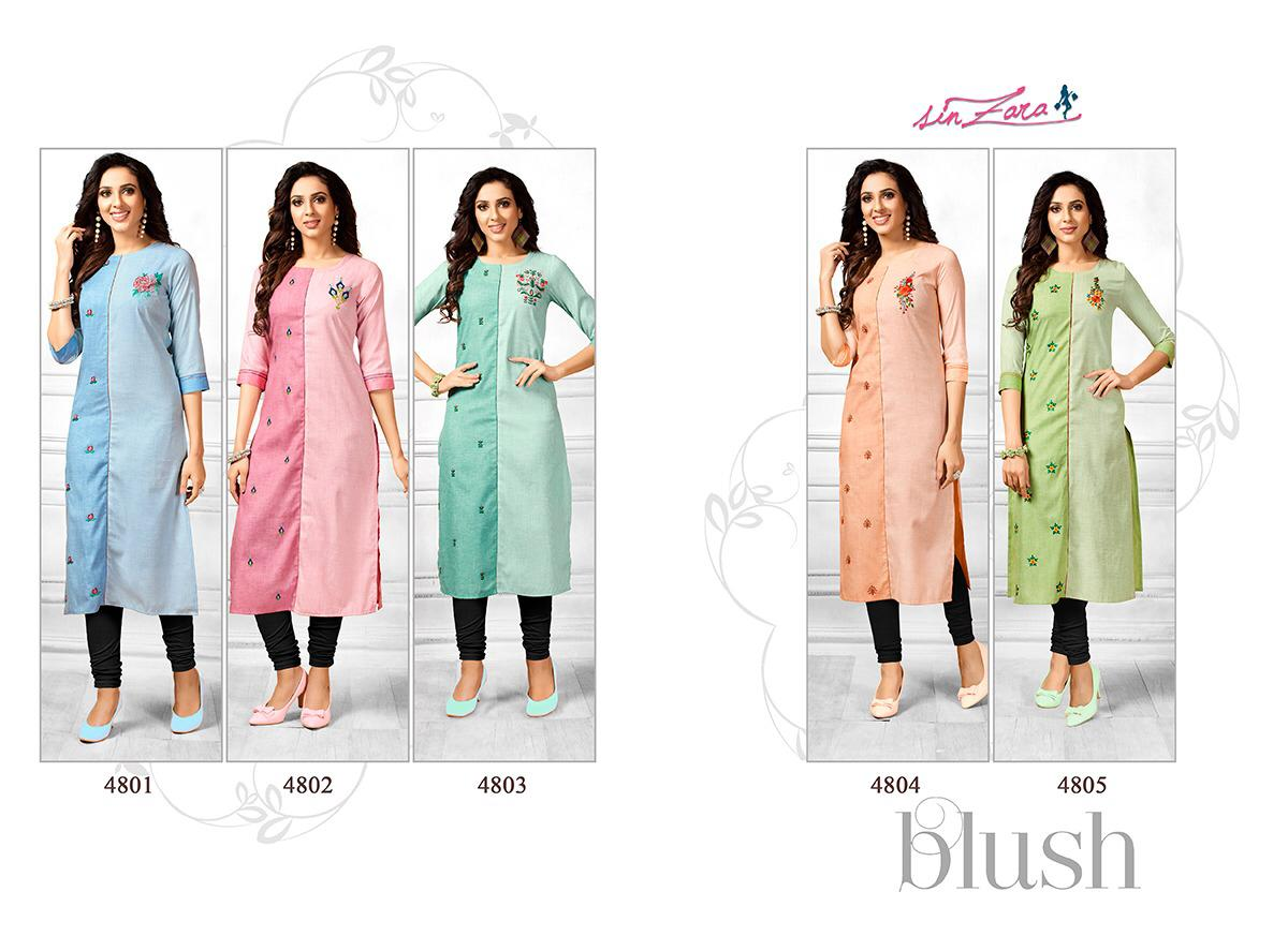 Sinzara Blush collection 2