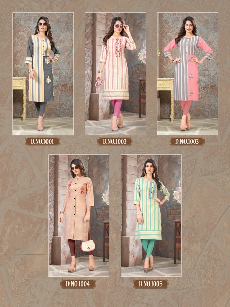 Sitka Dolly Stripe collection 2