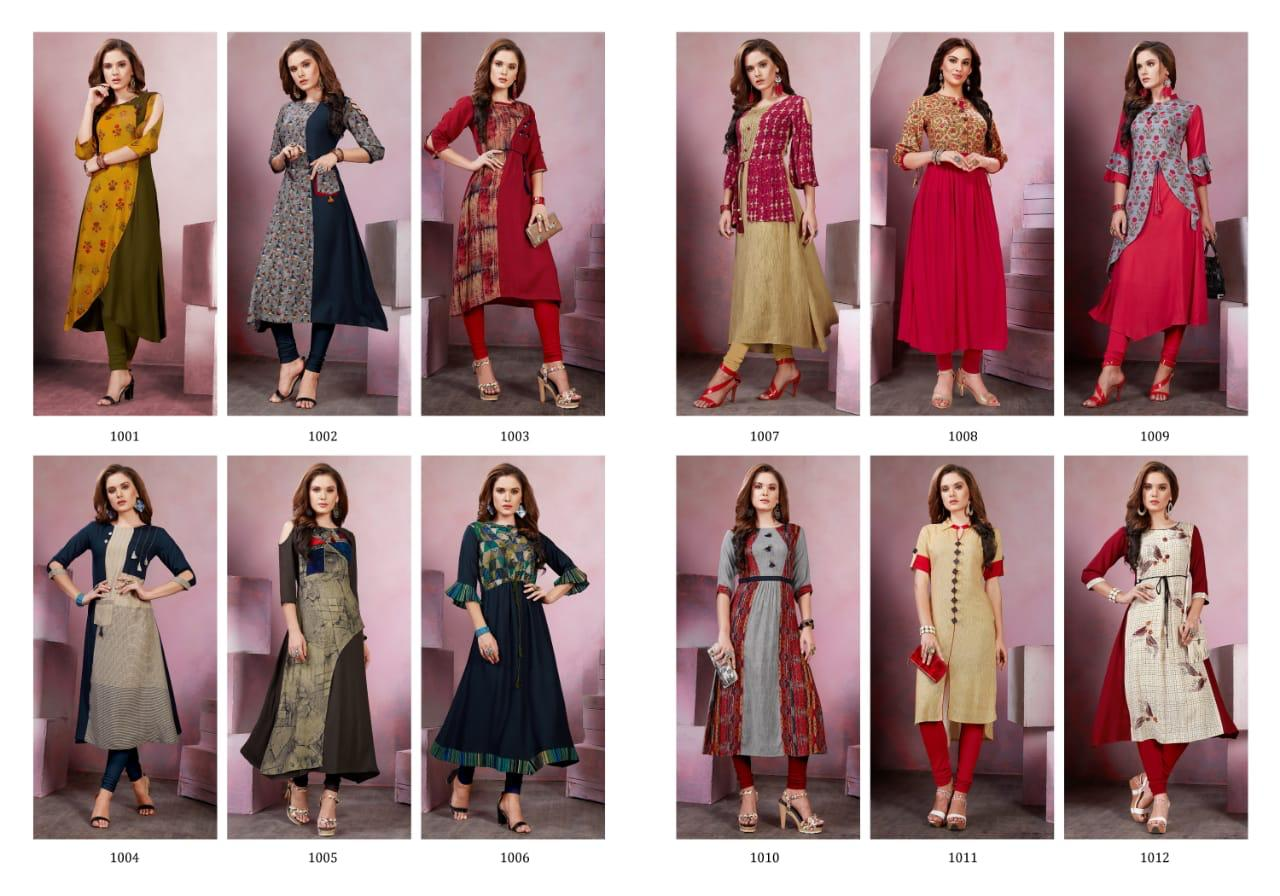 Smriti Allure collection 3