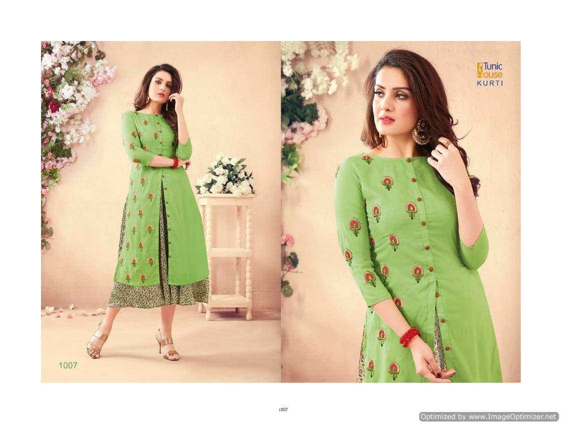 Swarna Pankh 2 Tunic House collection 7