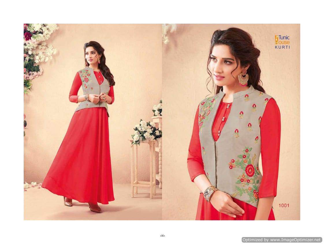 Swarna Pankh 2 Tunic House collection 5