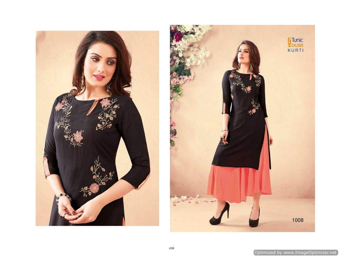 Swarna Pankh 2 Tunic House collection 2