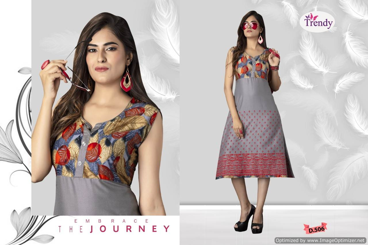 Trendy Raashi collection 3