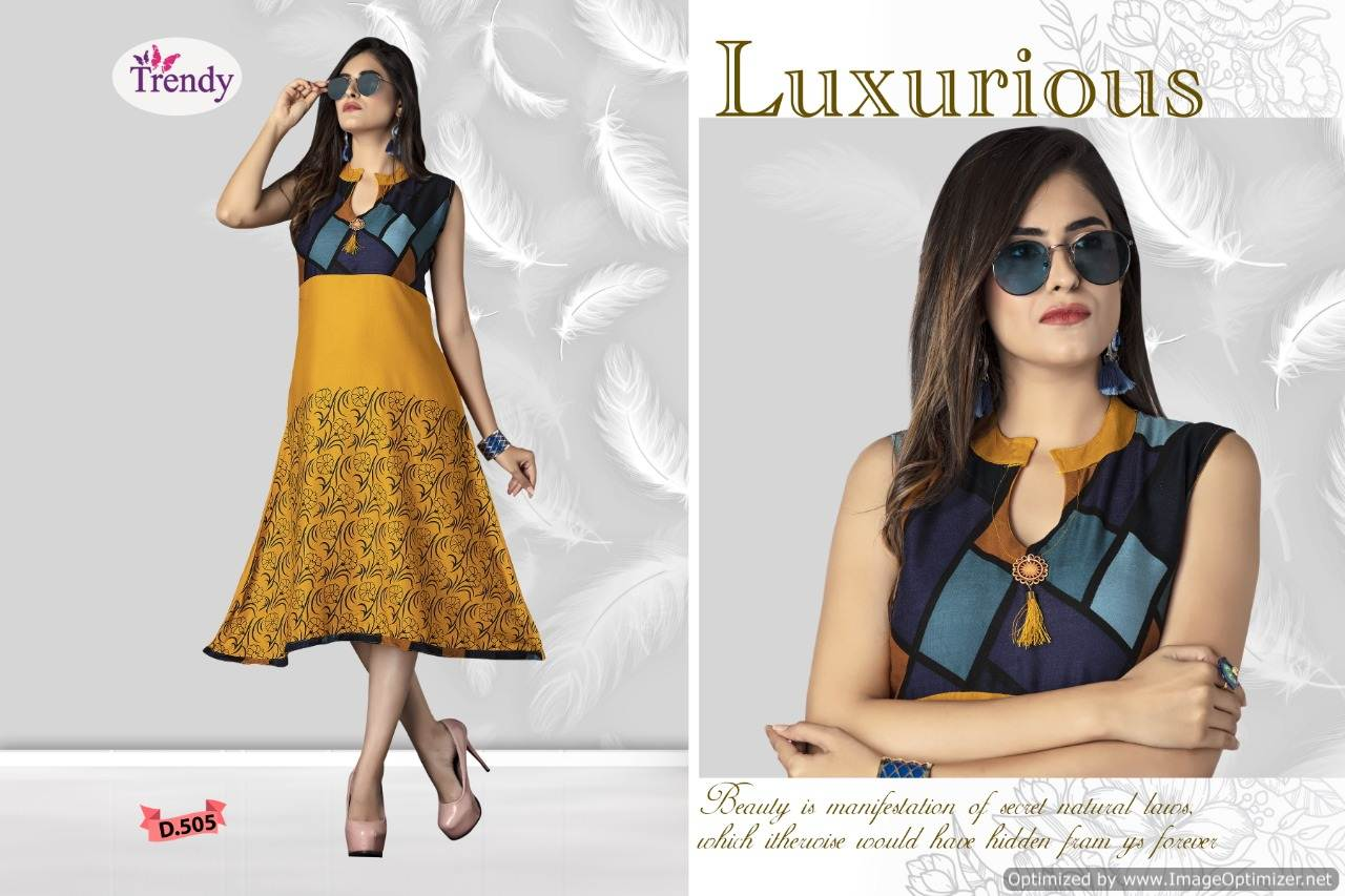 Trendy Raashi collection 4