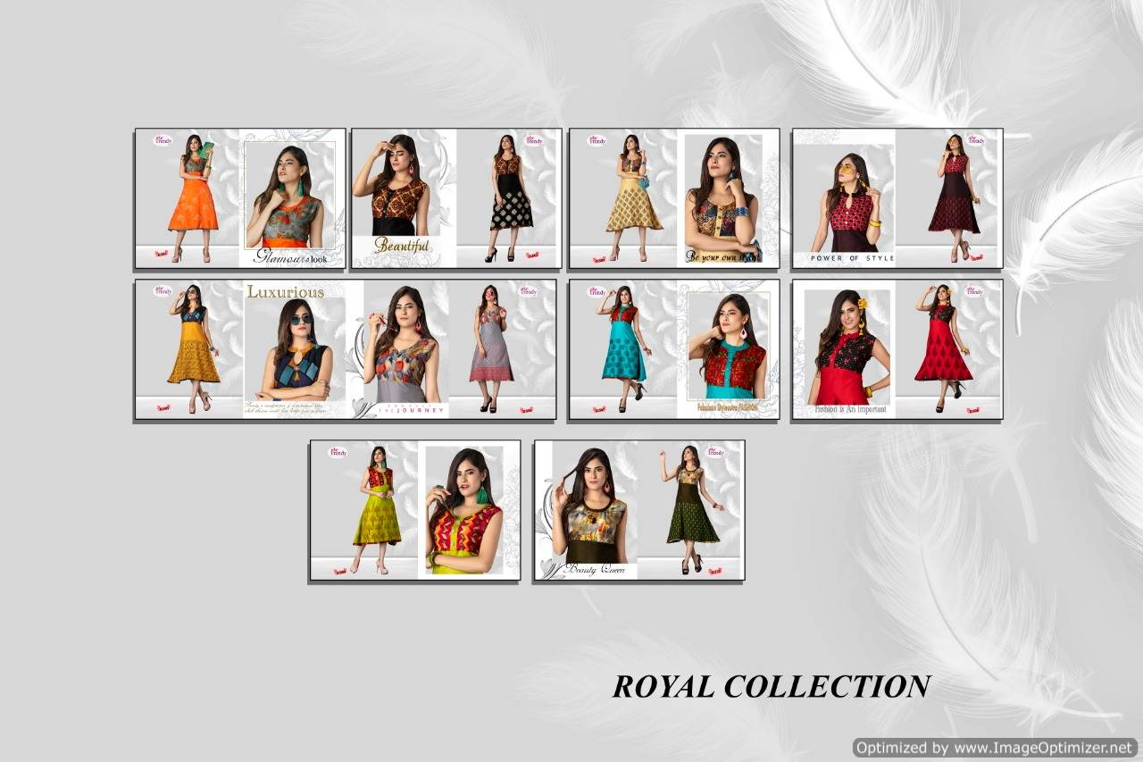 Trendy Raashi collection 6