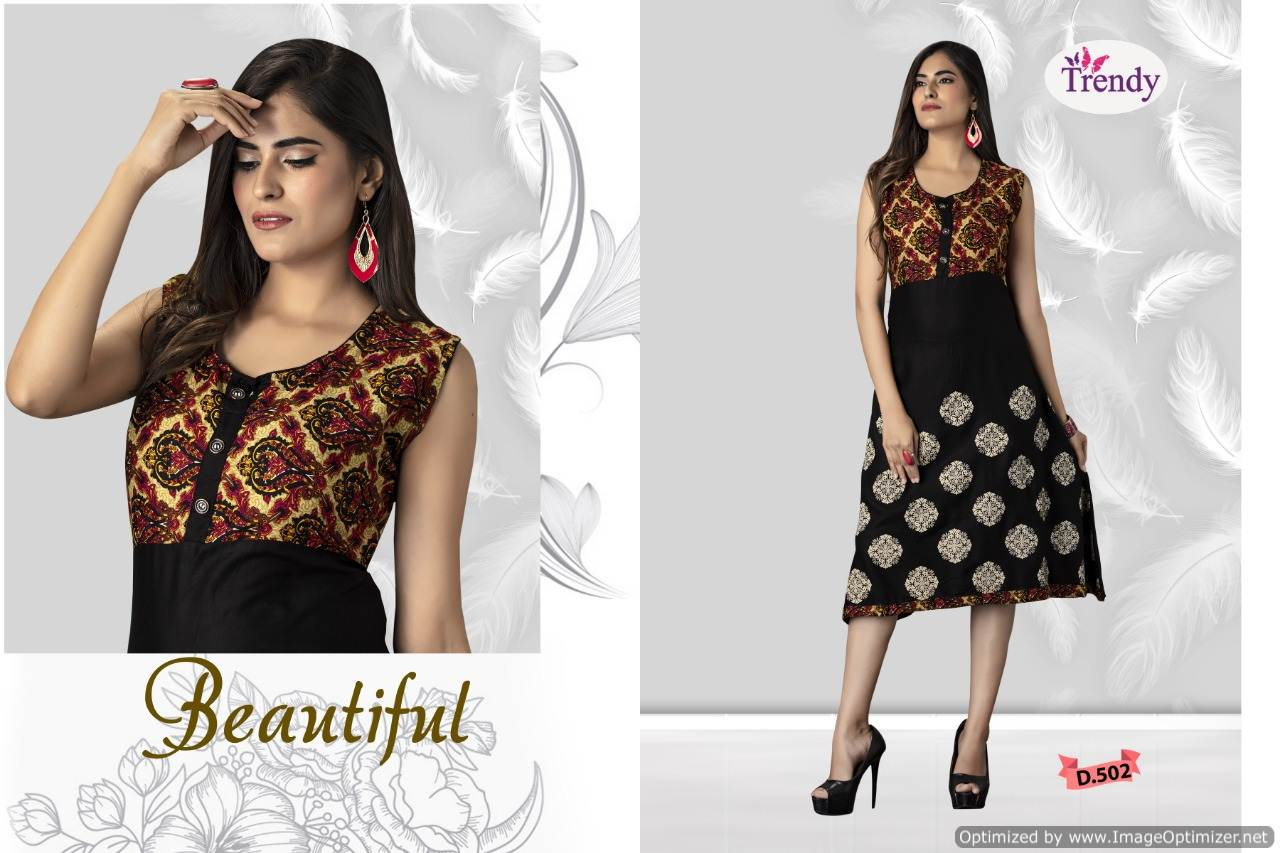 Trendy Raashi collection 7