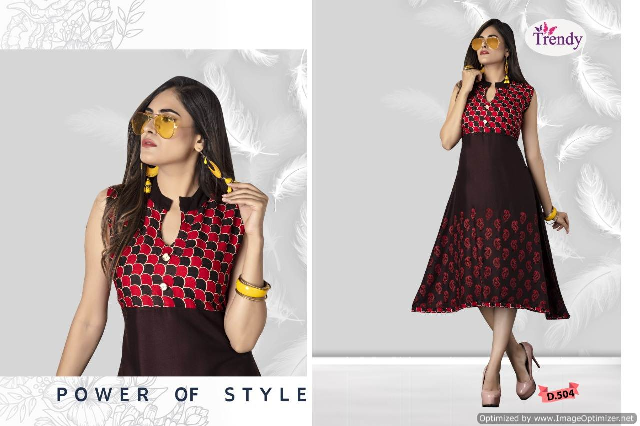 Trendy Raashi collection 8