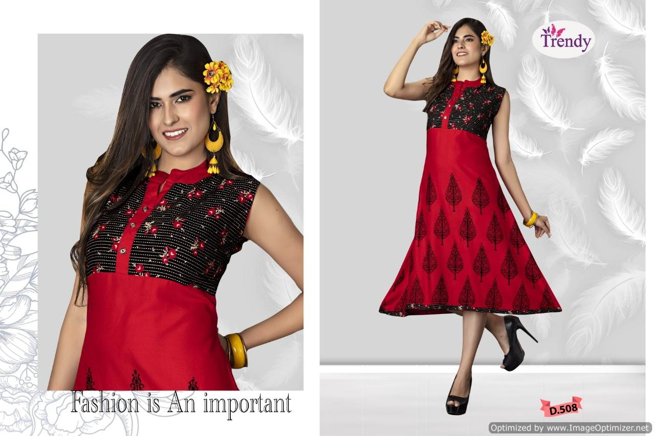 Trendy Raashi collection 10