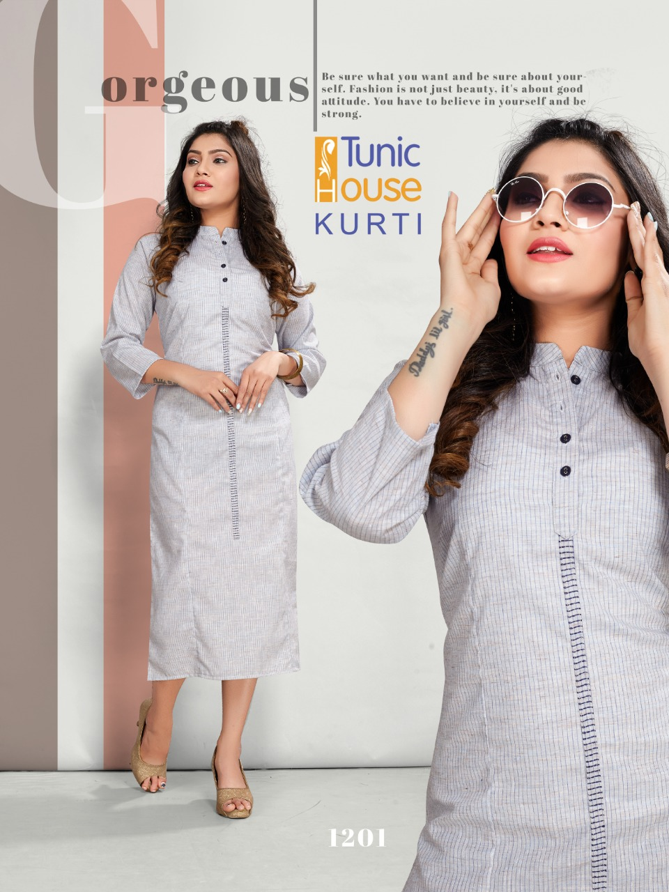 Tunic House Peace collection 10