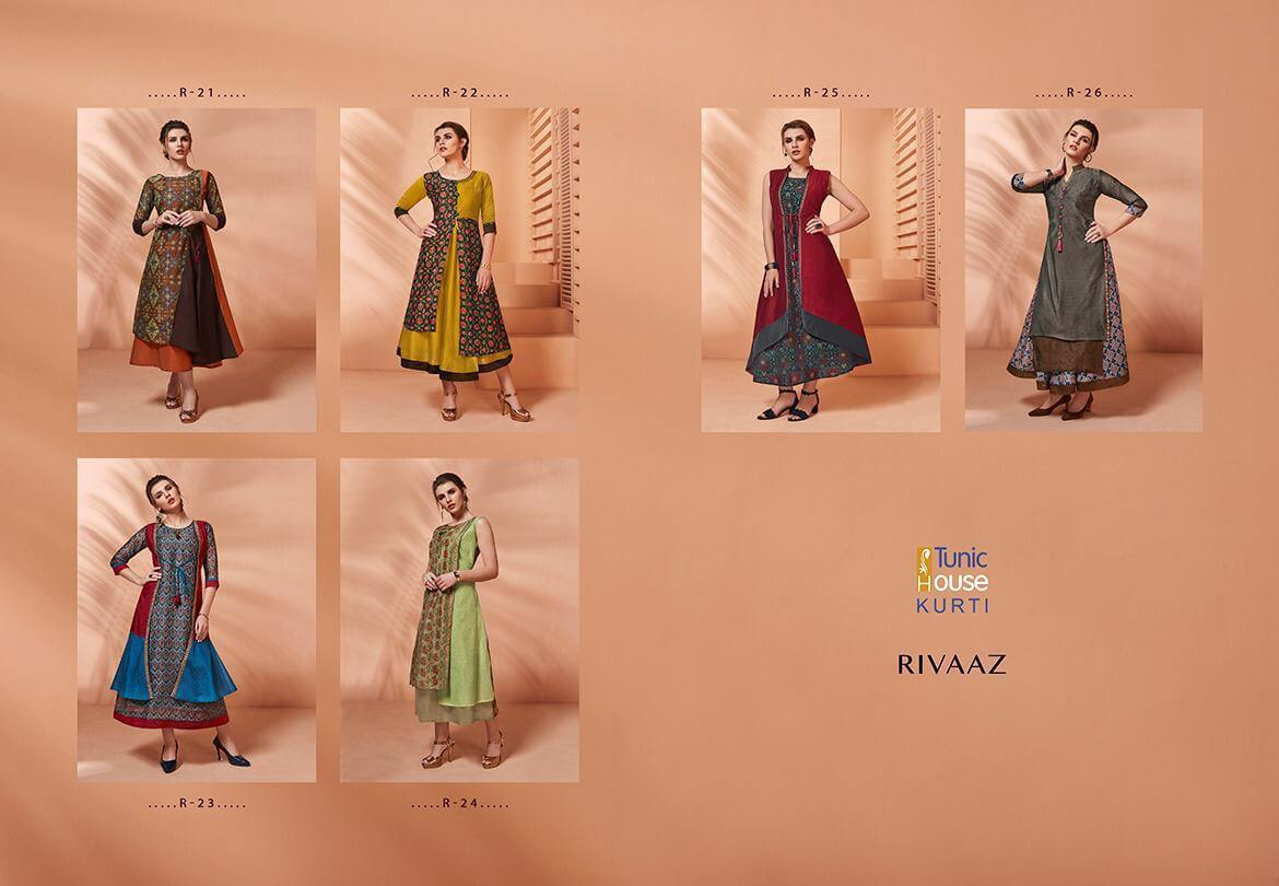Tunic House Rivaaz collection 3