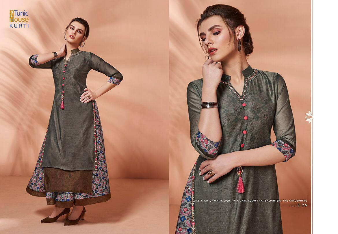 Tunic House Rivaaz collection 6