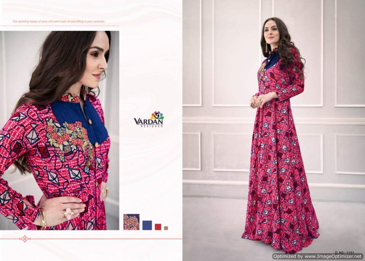 Vardan Navya 11 collection 4