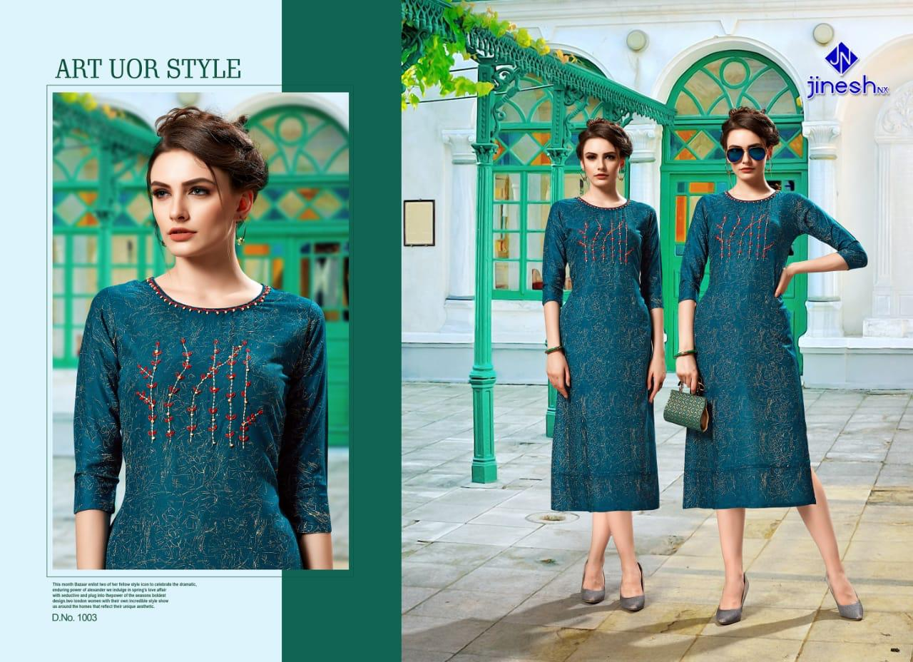 jinesh Nx Avanti Vol 3 collection 4
