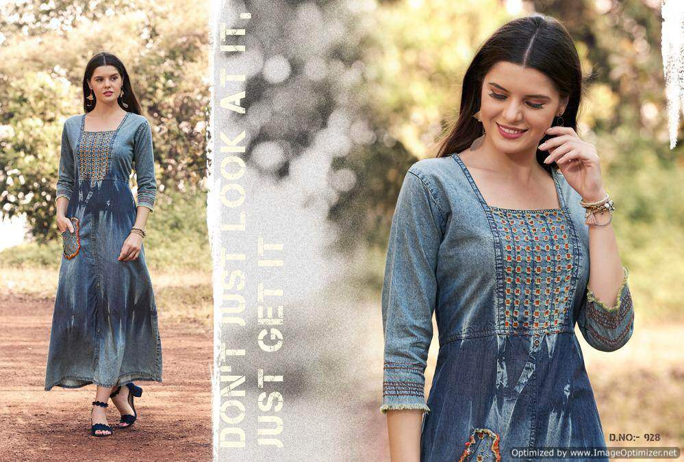 kajree Blue Lee vol 3 collection 8