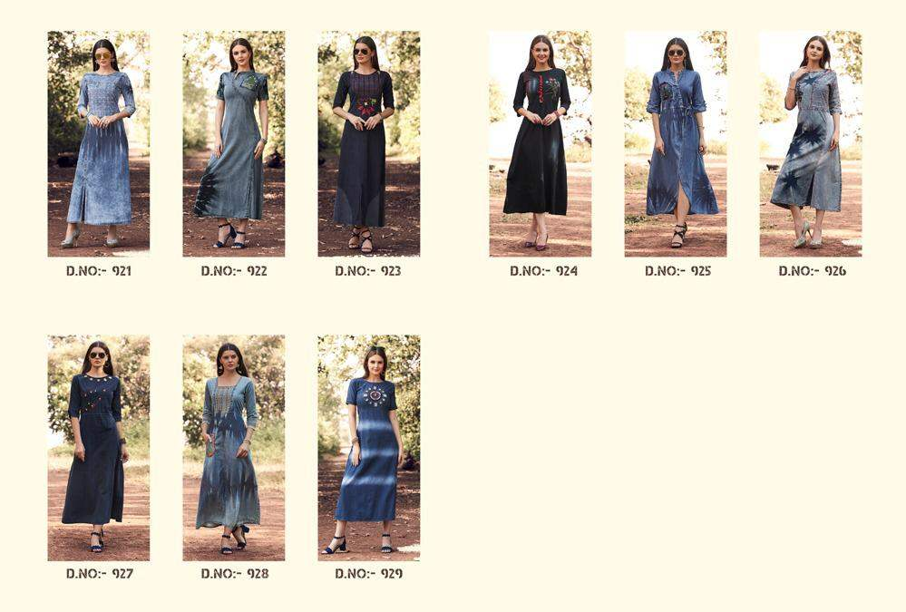 kajree Blue Lee vol 3 collection 2