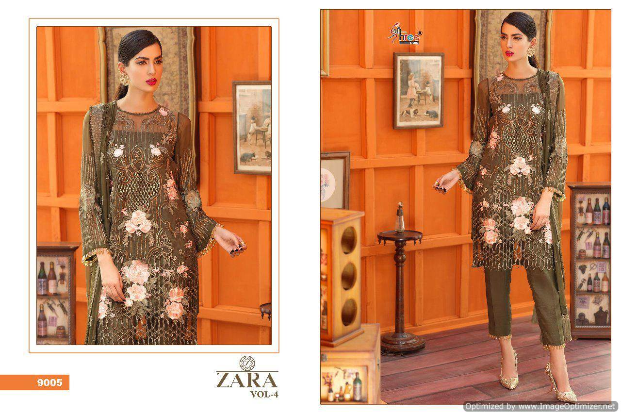 Shree Zara 4 collection 2