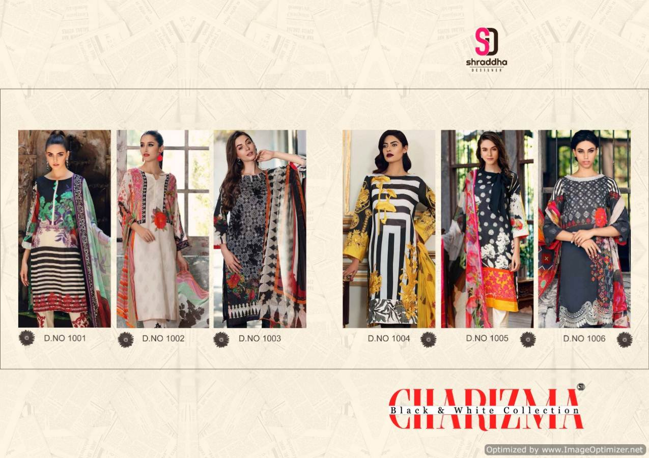 Shraddha Charizma collection 2