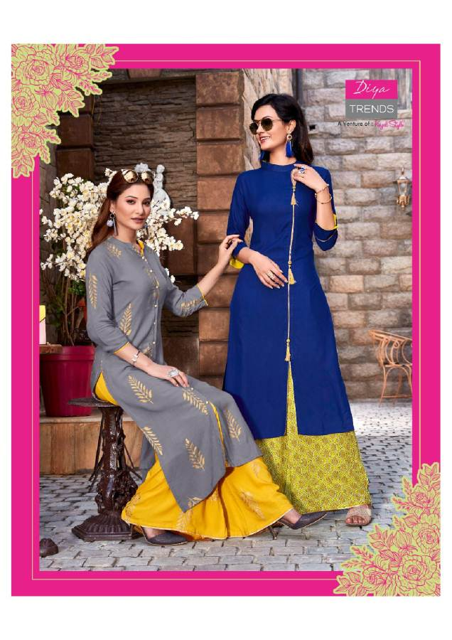 Biba Vol 2 Kajal Style collection 2