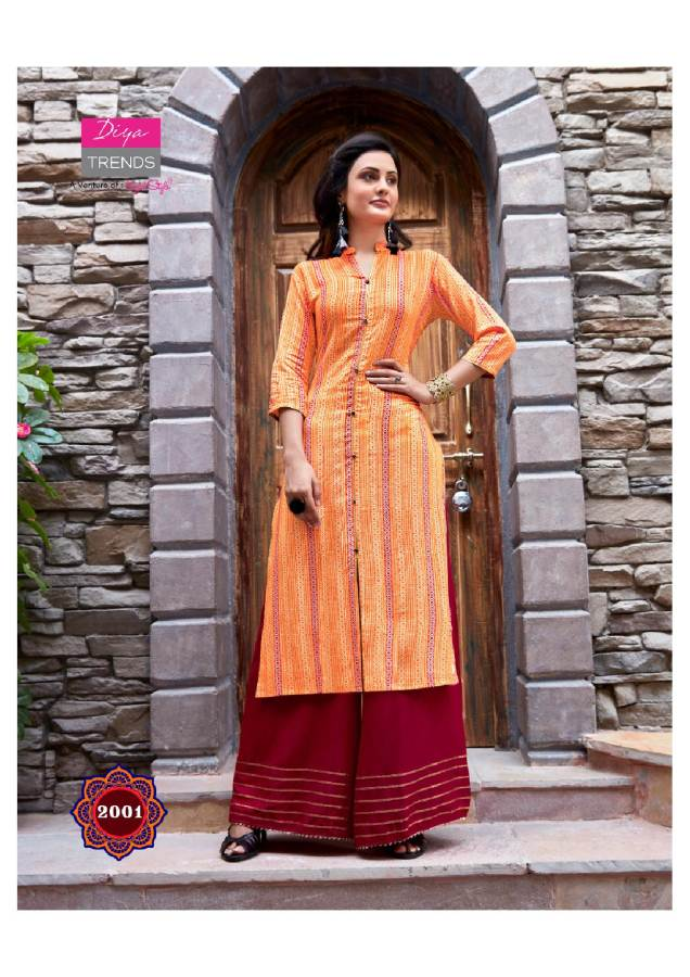 Biba Vol 2 Kajal Style collection 5