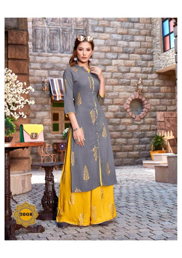 Biba Vol 2 Kajal Style collection 7