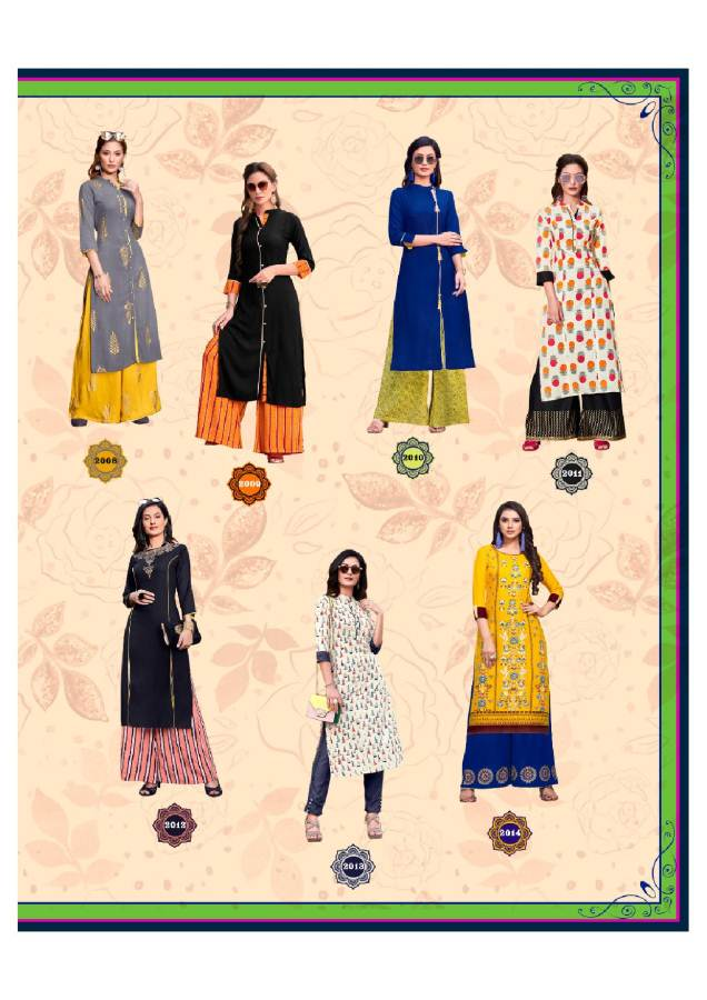 Biba Vol 2 Kajal Style collection 11