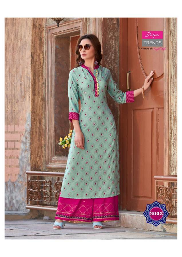 Biba Vol 2 Kajal Style collection 1