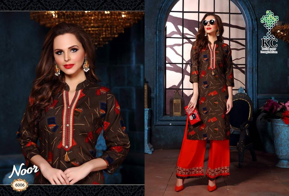 KC Noor Palazzo 5 collection 5