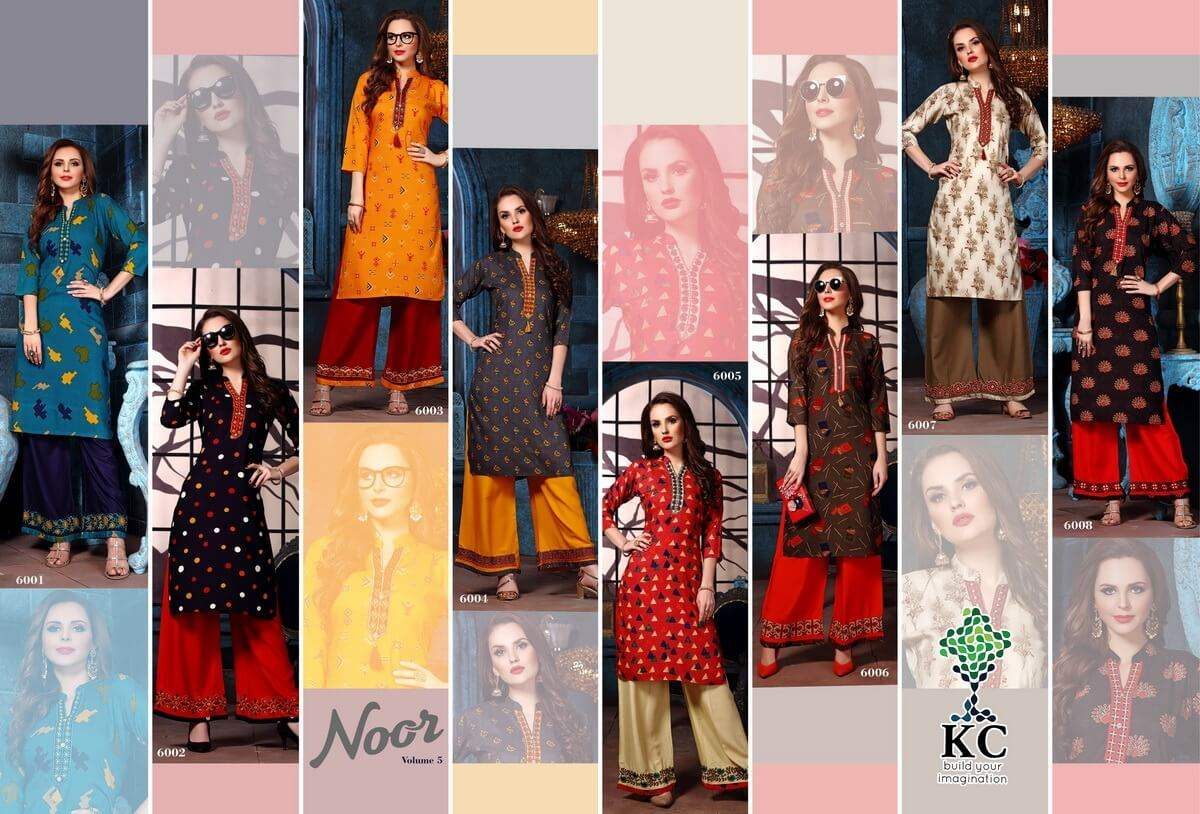KC Noor Palazzo 5 collection 6