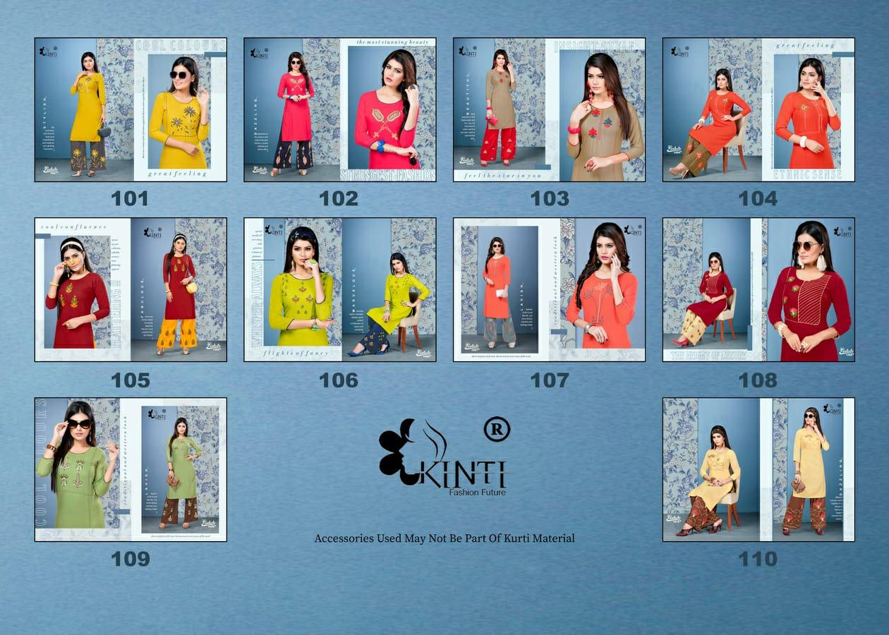 Kinti Fantastic Vol 10 collection 3