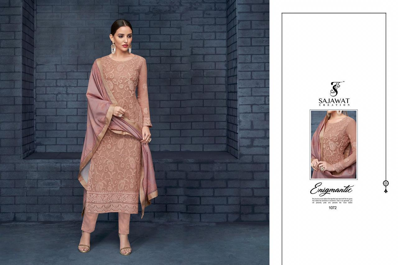 Sajawat Creation Lakhnavi Vol 1 collection 4