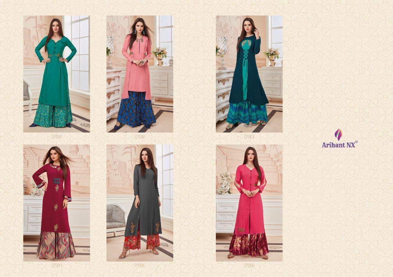 Arihant Nx Plazzo Vol 1 collection 1