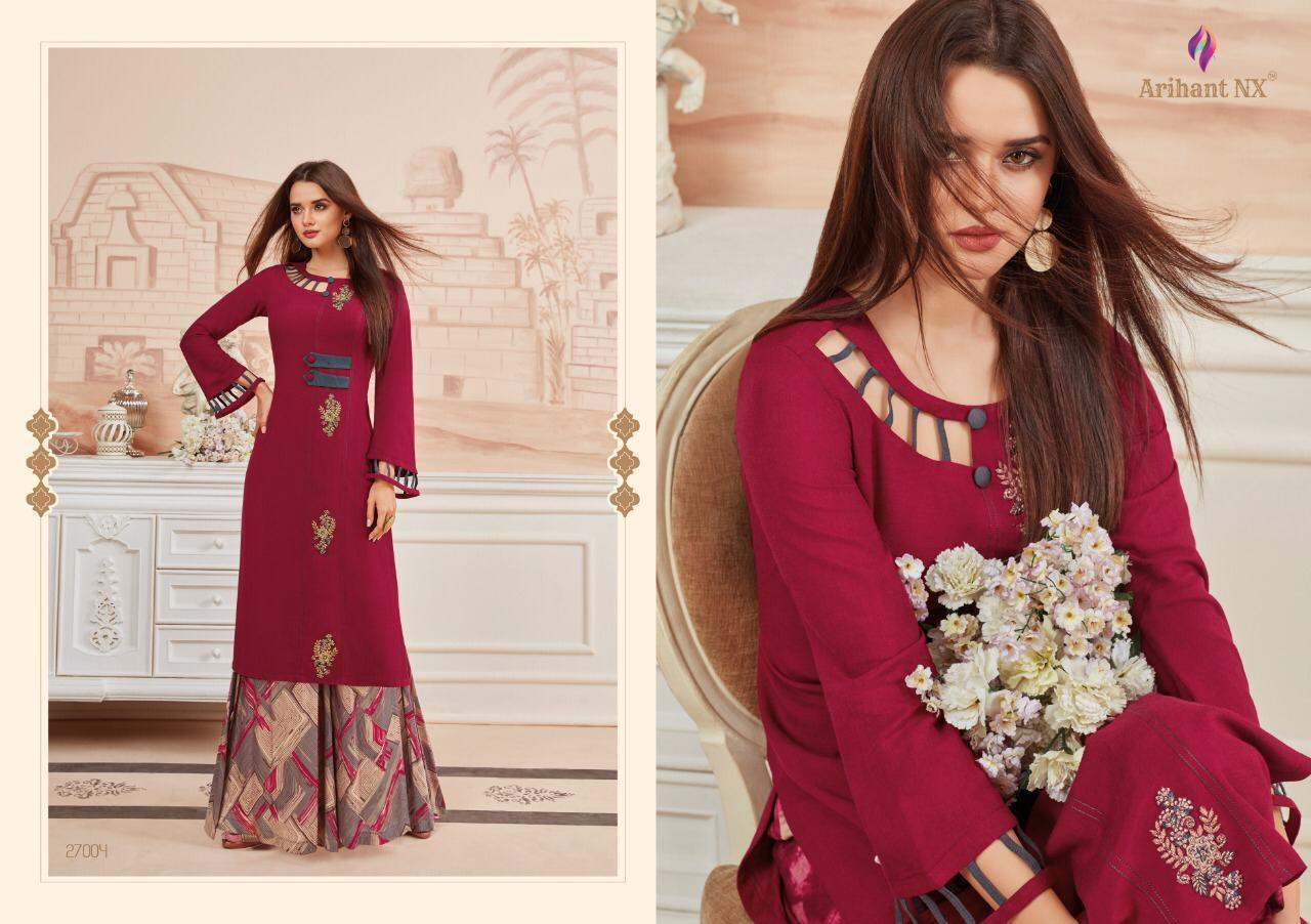 Arihant Nx Plazzo Vol 1 collection 2