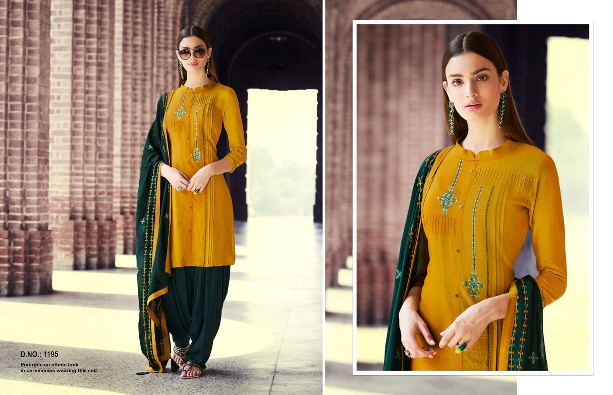 Arties By Patiyala Vol 2 collection 4