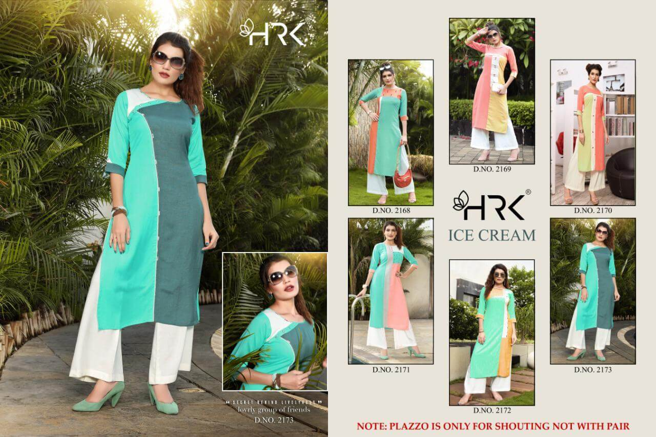 HRK Ice Cream collection 2