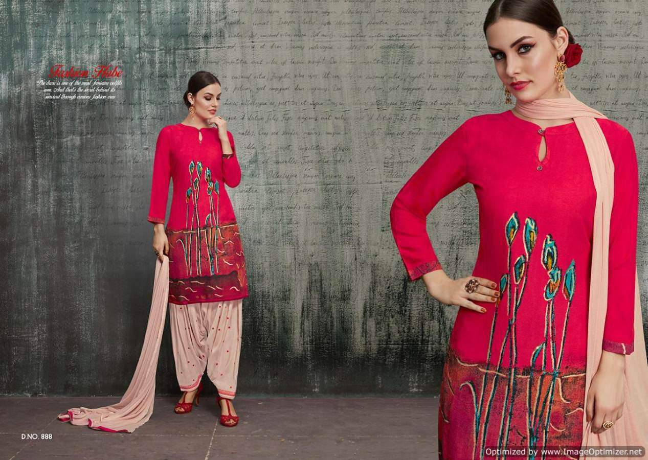 Kajree Royal Patiyala 4 collection 12