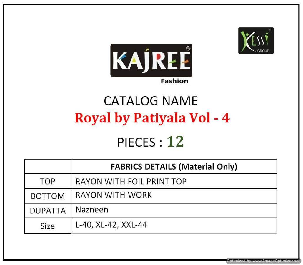 Kajree Royal Patiyala 4 collection 10