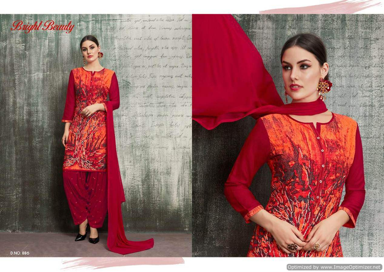 Kajree Royal Patiyala 4 collection 9