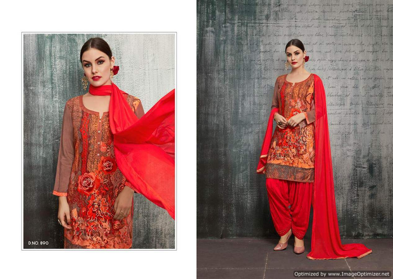Kajree Royal Patiyala 4 collection 8