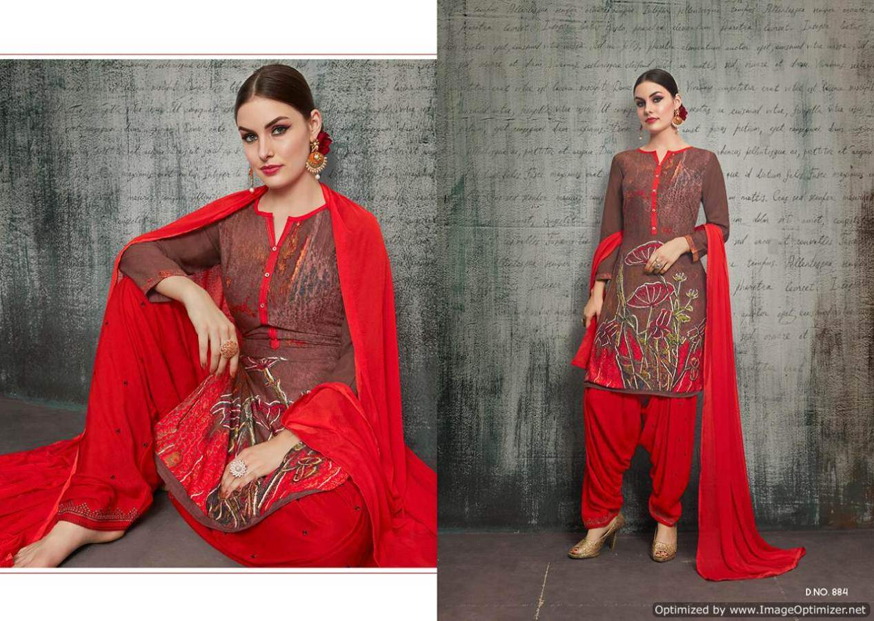 Kajree Royal Patiyala 4 collection 4