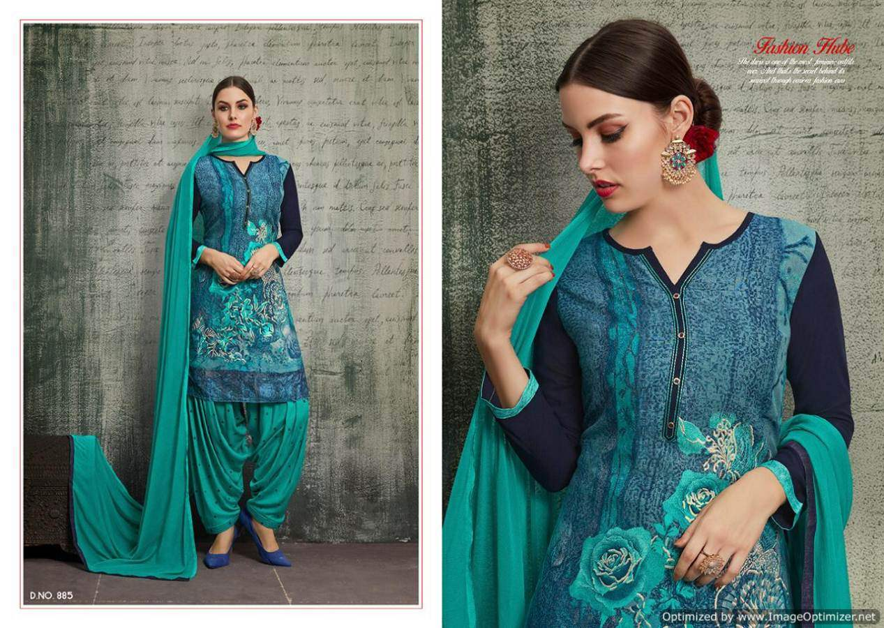 Kajree Royal Patiyala 4 collection 3
