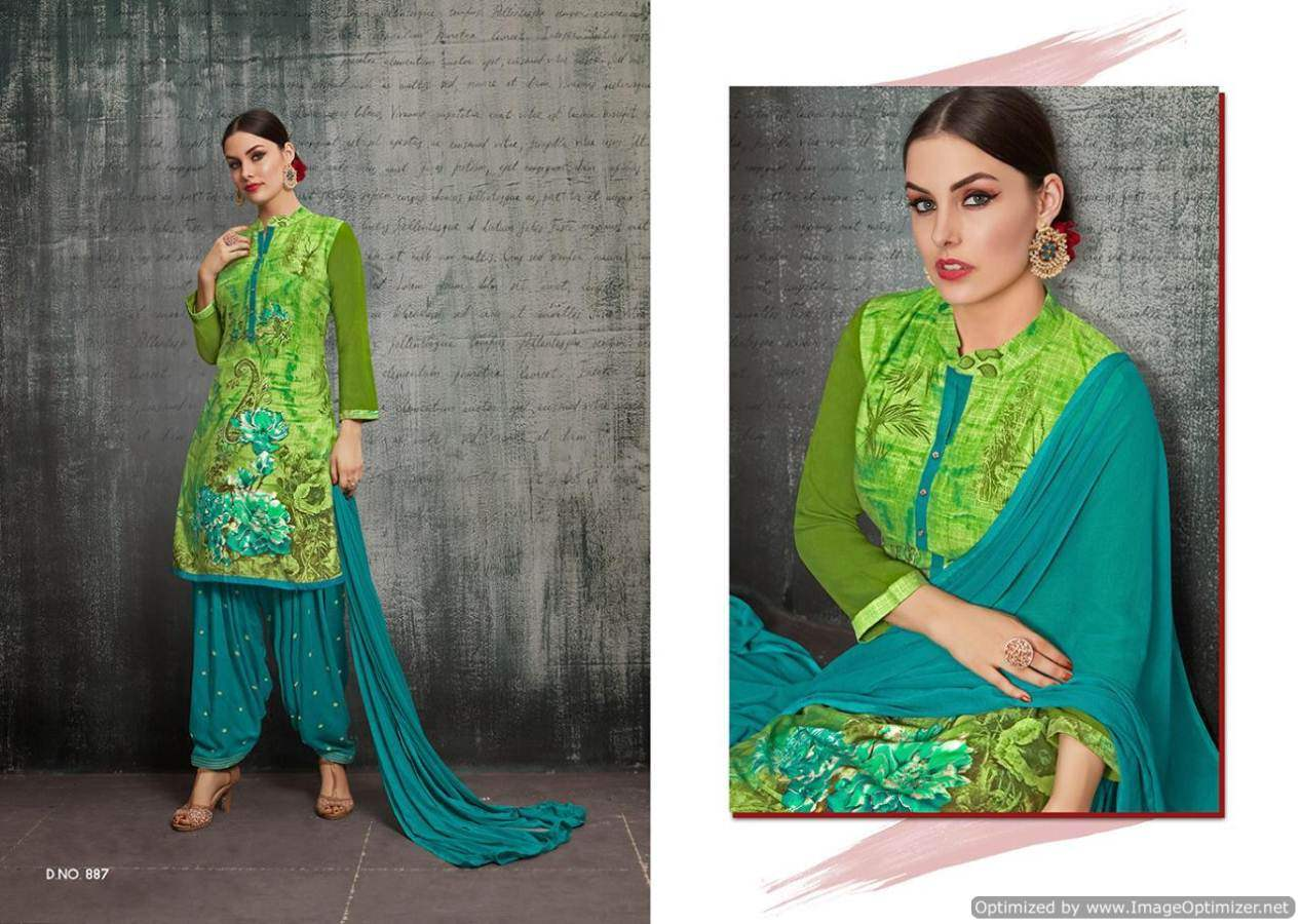 Kajree Royal Patiyala 4 collection 13