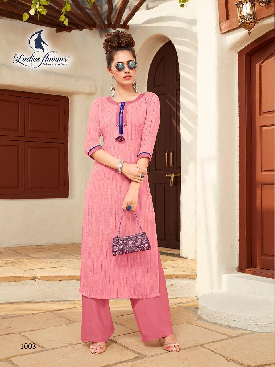 Ladies Flavour Anokhi collection 1