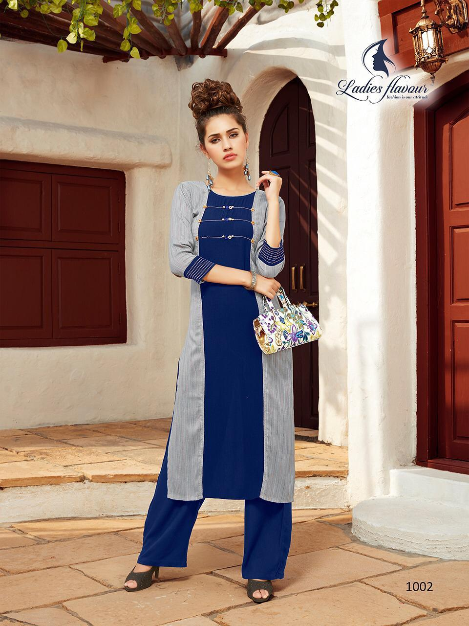 Ladies Flavour Anokhi collection 2